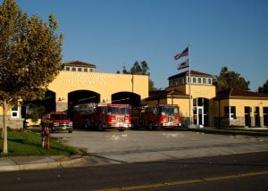fire station construction project in Santa Clarita CA